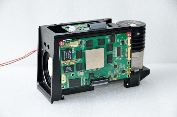High Resolution Cooled HgCdTe Infrared Thermal Imaging Module For Thermal Camera