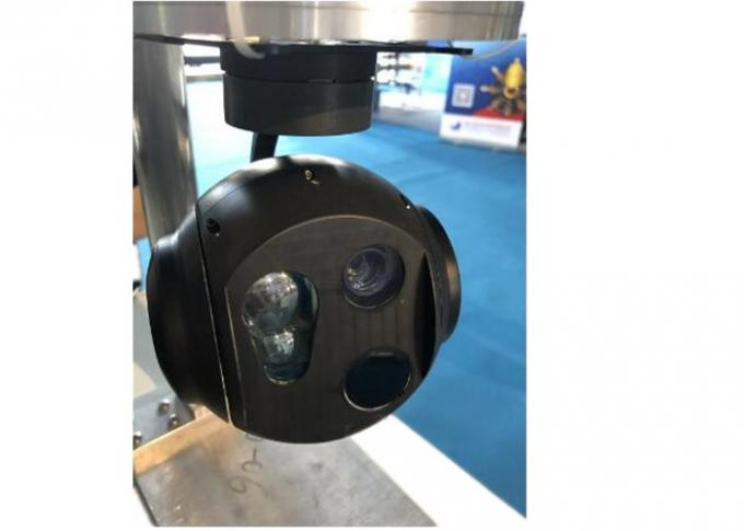 Light Weight Infrared Electro Optical EO IR Systems Infrared Camera Gimbal