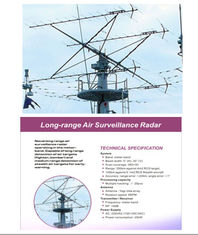 China Ultra Long Range Coastal Radar Surveillance System supplier