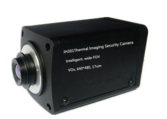 China Compact Uncooled VOx FPA Marine Thermal Imaging Camera supplier