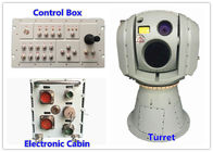 EO / IR Electro Optical Targeting System Thermal Camera And Day Light Camera