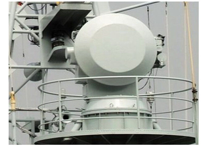 Monopulse Automatic Tracking Surveillance Maritime / Ground Based Radar Systems