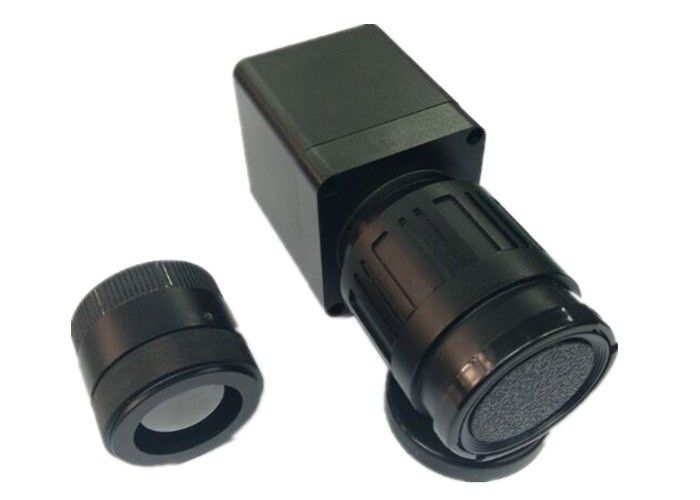 Twin Lens High Sensitivity Thermal Security Camera with Uncooled LWIR VOx Sensor
