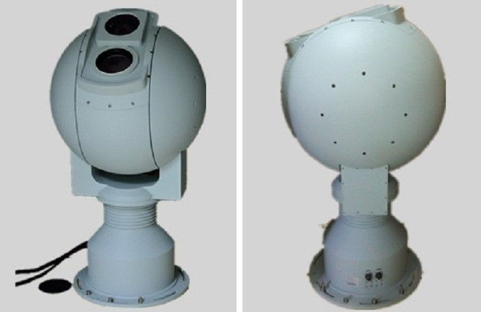JH320-150/75 Intelligent Electro Optical Sensor IR Camera And Daylight Camera System
