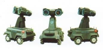 Intelligent Patrol Robot Built in EO/IR Thermal Imaging And HD Camera Sensor System