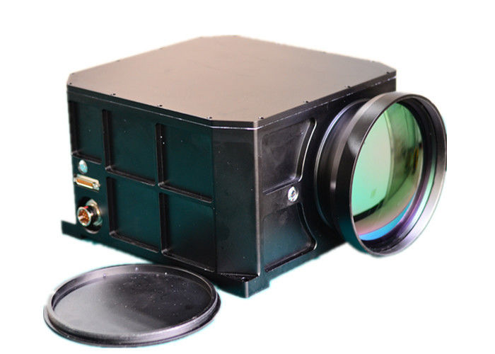 High Performance Thermal Security Camera With 3.7μM~4.8μM Spectral Range , 24VDC