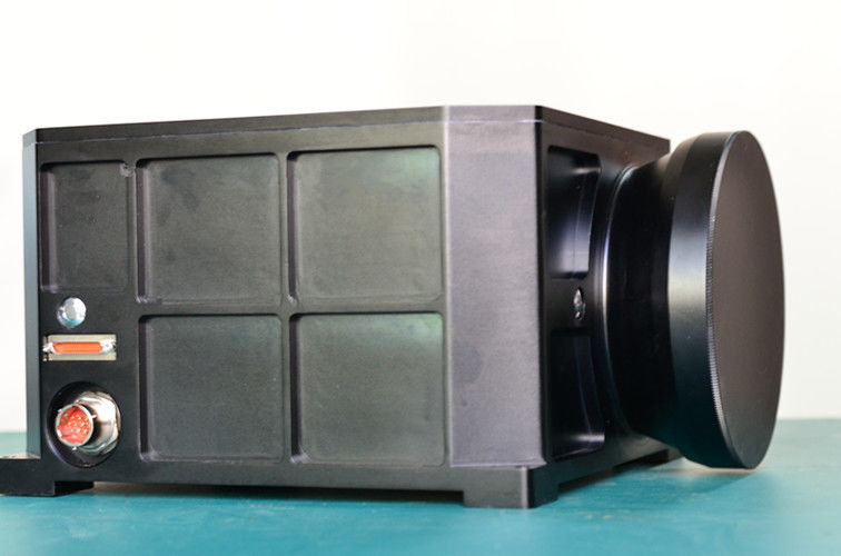 25Hz Infrared Surveillance Camera , Thermal Imaging Camera For Target Observation