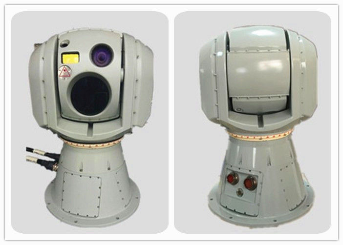 Multi - Sensor Electro Optical Targeting System With 300m~5km Laser Rangefinder