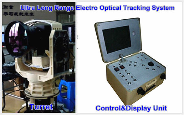 Mini EOTS Ultra Long Range Ir Tracking System For Low Power Consumption