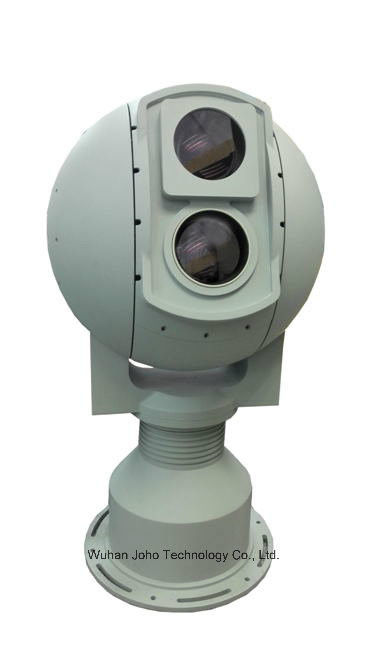 PTZ Electro Optical Infrared Tracking System Border / Coastal Surveillance