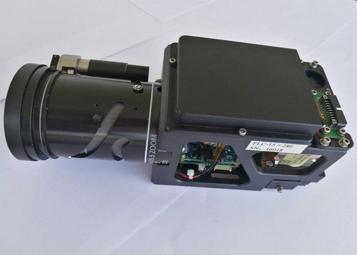 Airborne EO IR Camera System Integration , Small Size MWR Cooled Thermal Camera