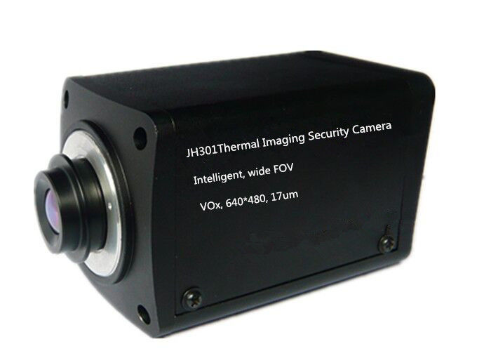 Compact Uncooled VOx FPA Marine Thermal Imaging Camera