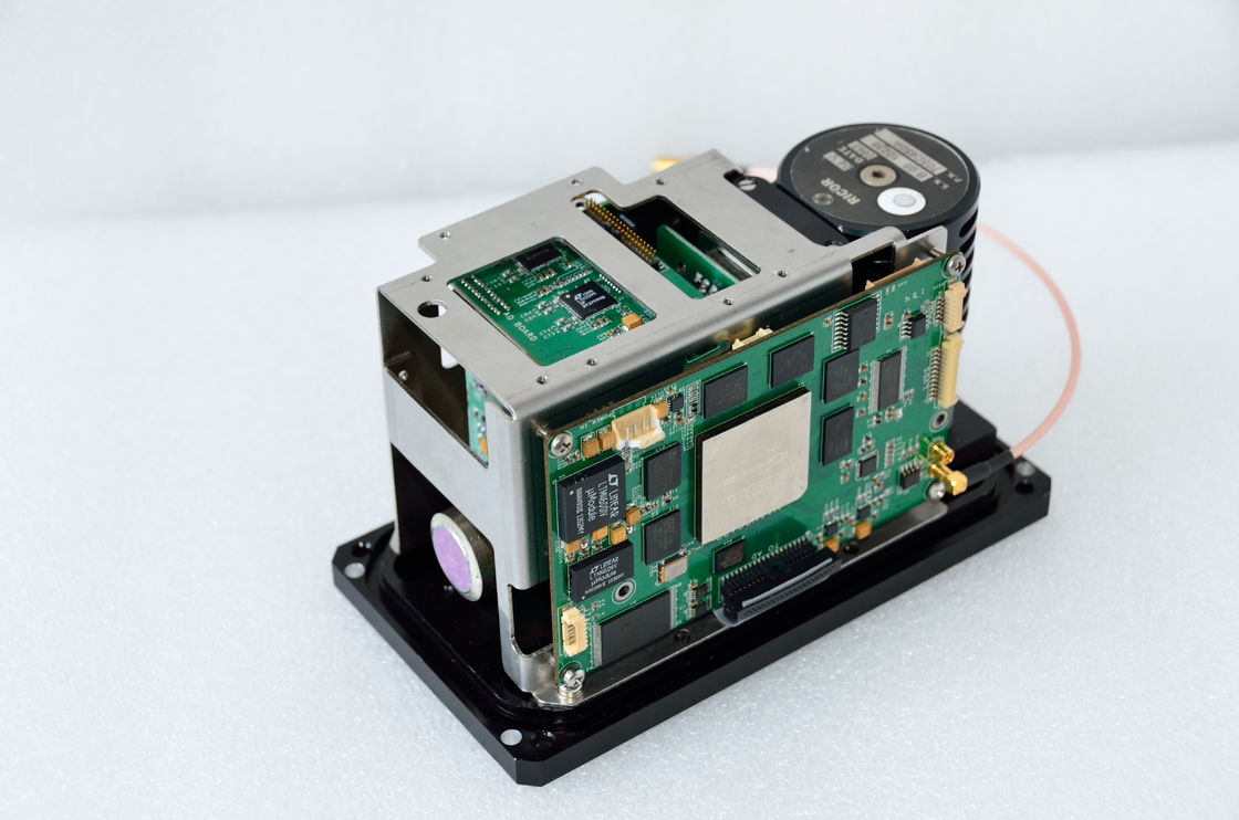 Mwir Cooled Thermal Imaging Camera Module For Security / Surveillance