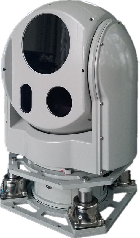 Ship - Borne Multi - Sensor EO IR Systems Infrared Tracking Gimbal System