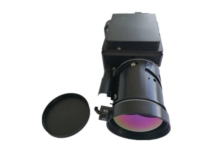 Miniature Size Light Weight Thermal Security Camera , Ir Thermal Camera MWIR