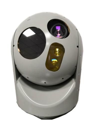 HD 1080p Daylight Camera Electro-optic Tracking System MWIR Cooled Thermal Camera