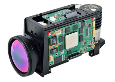 640 X 512 MWIR Cooled Infrared Camera Module