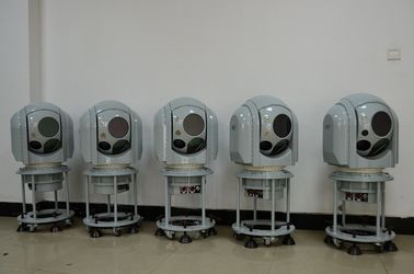 China Security Surveillance Electro-Optical Multi-Sensor Infrared Tracking System factory