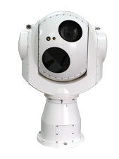 Maritime Surveillance Electro Optical Camera Systems with MWIR Cooled Thermal HD TV camera