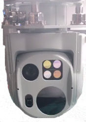 Multi - Spectral Multi - Sensor Electro Optic Systems High Stabilized Air Borne Gimbals
