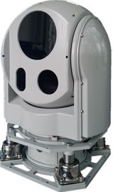 China Ship - Borne Multi - Sensor EO IR Systems Infrared Tracking Gimbal System factory