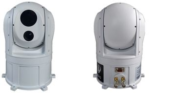China 2- Axis Dual Sensor Infrared Optical Sensor Radar Tracking System With Long Life factory