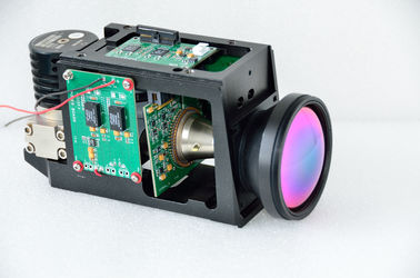 China RS232 / RS422 320X256 Pixel Thermal Imaging Module For Thermal Security Camera System factory
