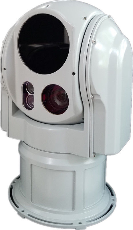 1080p 30 × Daylight Camera Infrared Optical Sensor System  Uncooled LWIR Thermal Camera