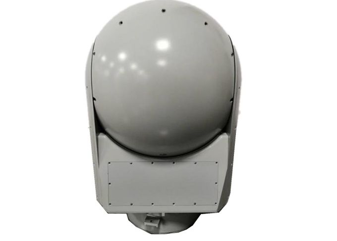 Unmanned Vehicle Infrared Optical Sensor System